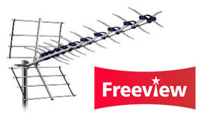 freeview installation sussex